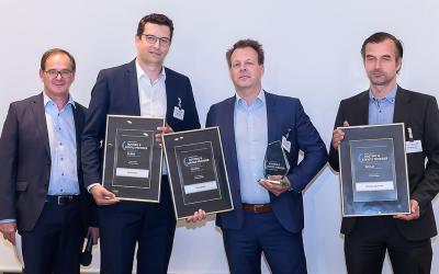 Arvato Systems is a winner at Hosting & Service Provider Awards 2018