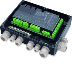 I prodotti BITZER IQ, come ad esempio il modulo IQ MODULE CM-RC-01, potenziano l'efficienza e l'affidabilità di qualsiasi sistema