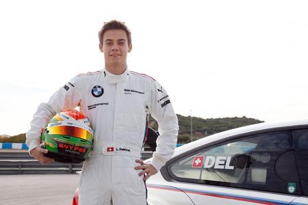 Alexander Sims, DTM Young Driver Test, BMW Motorsport, Jerez de la Frontera