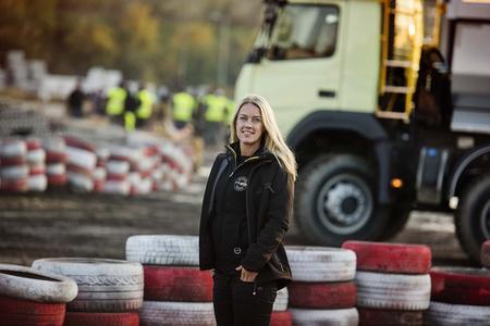 """""""Mit unserem demnächst veröffentlichten Live-Test wollen wir verdeutlichen, was der Volvo FMX alles vertragen kann"""", erklärt Ingela Nordenhav, globale Marketing- und Kommunikationsleiterin bei Volvo Trucks"""