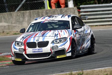 BMW Motorsport Junior Programm, BMW M235i Racing