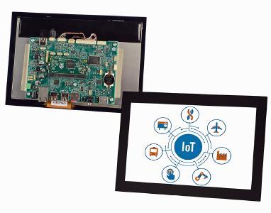 Distec stellt neuen Monitor POS-Line IoT für kosteneffiziente Anwendungen in Industrie 4.0 vor Bildquelle/Copyright: Distec GmbH