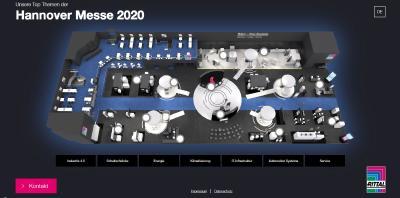 Hannover Messe Digital Days 2020: Rittal stellt seine Neuheiten zur industriellen Transformation web-basiert über einen virtuellen Messestand sowie per Video-Präsentationen live aus dem Rittal Innovation Center vor. Quelle Rittal GmbH & Co. KG