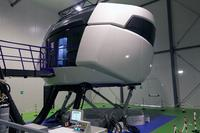 SSJ100 Full Flight Simulator in Venice achieves EASA Certification