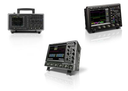 RS launch LeCroy Oscilloscopes