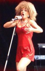 Carina Pieper präsentiert Tina Turner-Show
