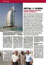 Artikel Auftrag aus Dubai