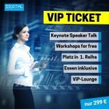 VIP Ticket für den DIGITAL FUTUREcongress
