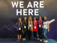 Grace Hopper Celebration: HSB-Informatikstudentin reist zur weltgrößten IT-Messe für Frauen in den USA