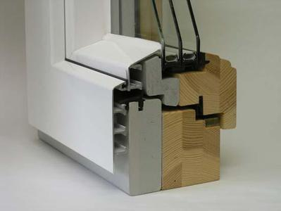 Bild 3 Patentiertes Passivhausfenster Varitherm K von Leitz