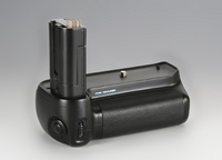 "ANSMANN Battery Grip N-80 pro and N-40 for Nikon D 80 and D 40 / D 40 X ""5000 Pictures for each recharge"""