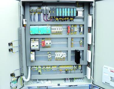 Compressor control with decentralised periphery Siemens ET200M