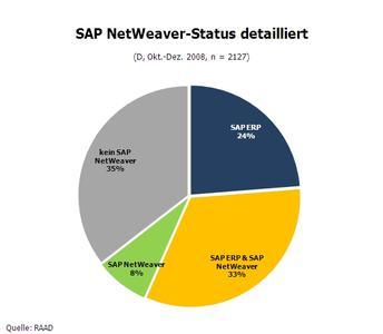 SAP NetWeaver-Status detailliert  Quelle: RAAD