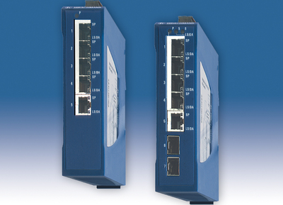 Unmanaged Gigabit-Ethernet-Switches