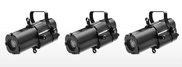 Zoom-Profilscheinwerfer Profilo Compact CDM (Foto: Lightpower GmbH, Paderborn)