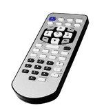 Ergonomisch und handlich: Fernbedienung des ICY BOX IB-MP308