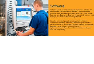 Kostenlose Ideenmanagement Software