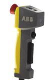 HD5 ist mit zusätzlichen, frei konfigurierbaren Tasten und Signalelementen ausgestattet, die eine haptische oder visuelle Rückmeldung – beispielsweise in transluzenten Bereichen – erlauben, Bild: ABB