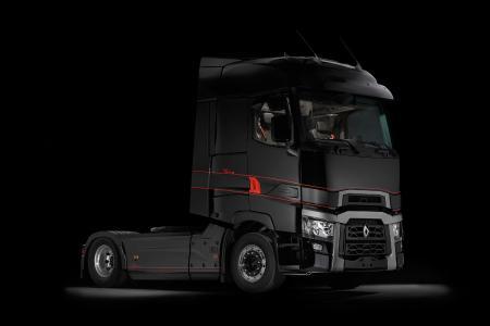 Die Sonderedition Renault Trucks T High ist im September 2016 auf der IAA Nutzfahrzuge erstmals vorgestellt worden.