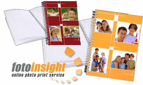 Photo note pads