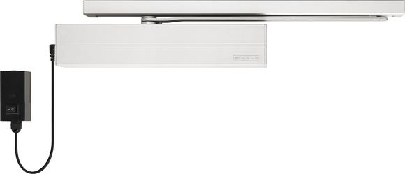 Der Freilauftürschließer mit Anschlussbox in der Standardvariante. Foto: ASSA ABLOY Sicherheitstechnik GmbH