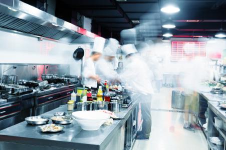 Essen und Arbeiten mit Genuss und Zukunft