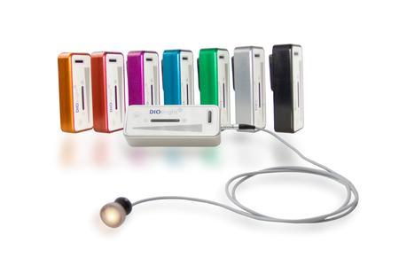 LED in seiner schönsten Form: DIObright 3 Lupenbrillenbeleuchtung von JADENT