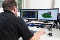 Ihr Projekt wird von unseren langjährig erfahrenen Ingenieuren entwickelt und konstruiert.