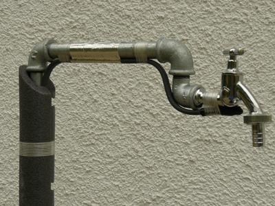 Rohrbegleitheizband Haustechnik