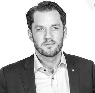 Gustav Alberius, CEO bei HDD Servo Motors AB