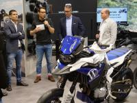 Wunderlich press conference at EICMA 2018