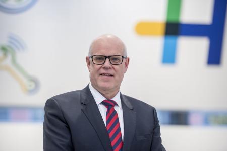 Rainer Hundsdoerfer CEO Heidelberg (Source: Heidelberger Druckmaschinen)