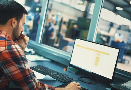 Software in der industriellen Produktion