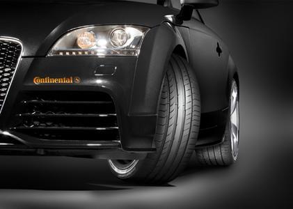 """Hightech-Reifen ContiSportContact 5 P im Reifenvergleich von """"sport auto"""" auf erstem Platz"""