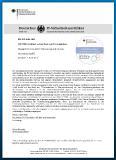 Die centron GmbH hat die Zertifizierung nach ISO 27001 erfolgreich abgeschlossen