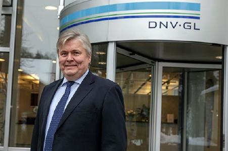 Henrik O. Madsen, President & CEO, DNV GL Group