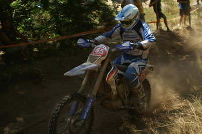 Rent a BMW G 450 X for the ISDE
