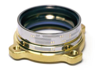 Sensorradlager mit Sensotect®-Beschichtung / Foto: Schaeffler und MunichExpo