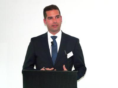 Dipl.-Ing. Rainer Kehrle ist Geschäftsführer des Spitzenclusters M-A-I Carbon mit Sitz in Augsburg