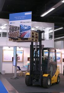 Am 8. Und 9. Mai 2019 findet die Fachmesse EMPACK zum zweiten Mal in der Messe Westfalenhallen Dortmund statt – erstmals gemeinsam mit der Logistik & Distribution.