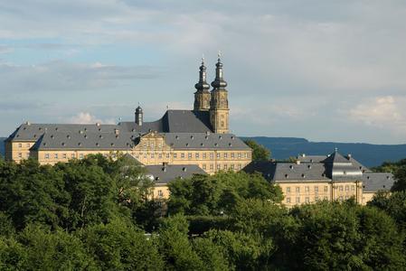 Das ehemalige Benediktiner Kloster Banz