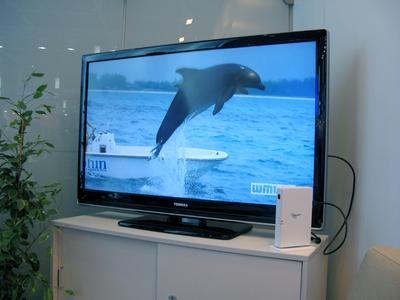 ALLNET HDMI Powerline CeBIT Ambiente