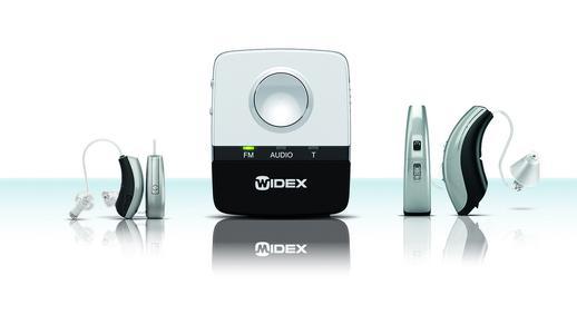 FM-Dex mit Widex Clear PASSION und Widex Super