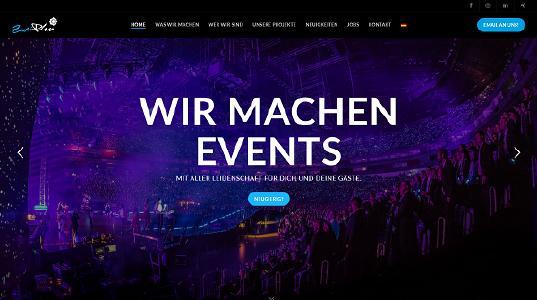 Wir machen Events. Wir schaffen Emotionen und wir kommen aus München.
