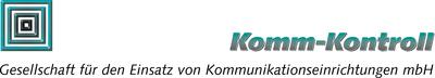 Komm-Kontroll Logo.