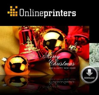 Christmas Cards from the Online Shop of onlineprinters.com