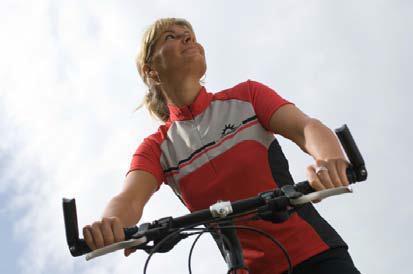 Viele Sportler berichten über positive Effekte der Kompressionstextilien während und nach dem Sport. © Hohenstein Institute