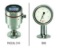 PASCAL CV4 und  BH8