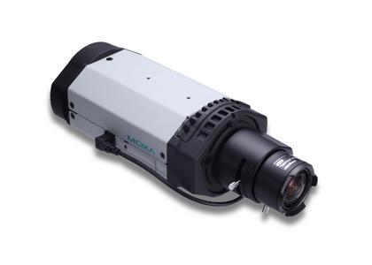 Erleben Sie robuste Full-HD IP-Kameras mit erweiterter Betriebstemperatur an Moxas Stand 4/E104 auf der IFSEC 2012
