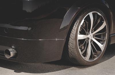 Opel Signum & Styling von JMS mit einem kompletten Bodykit + Tomason TN6 als exklusiver Blickfang